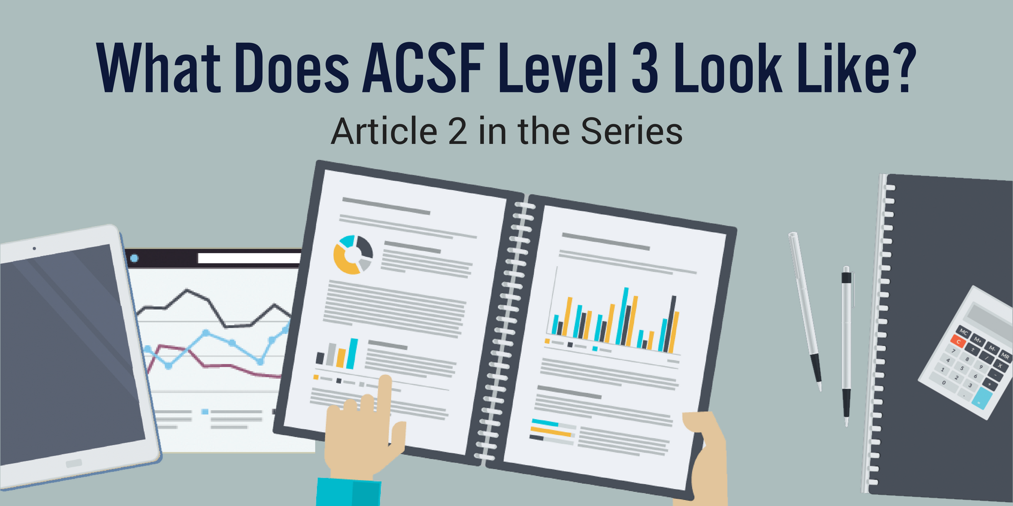 What Does ACSF Level 3 Look Like?