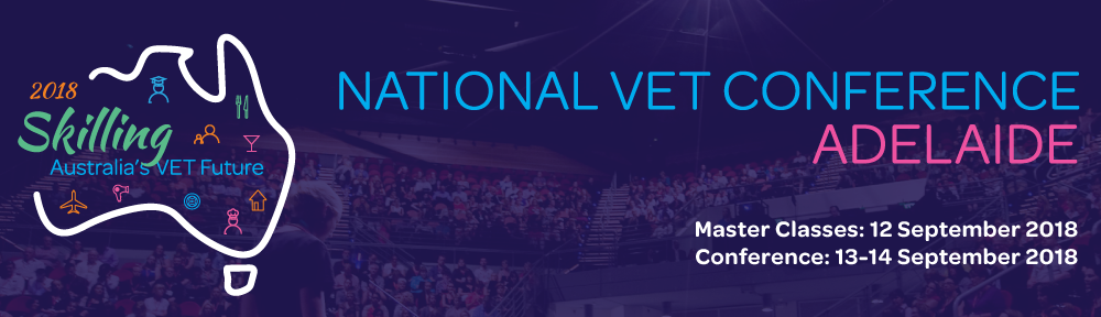 VELG Training National VET Conference 2018