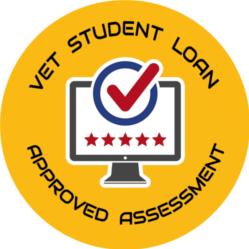 The LLN Robot System Test is now VET Student Loan approved