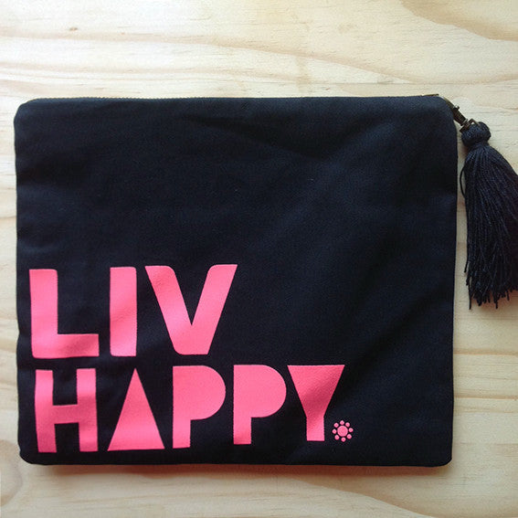 Cosmetic Bag LIV Happy SA ONLY