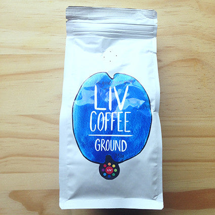 LIV Coffee Ground - SA ONLY