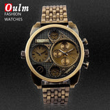 Luxury Mens Sport Quartz Watch