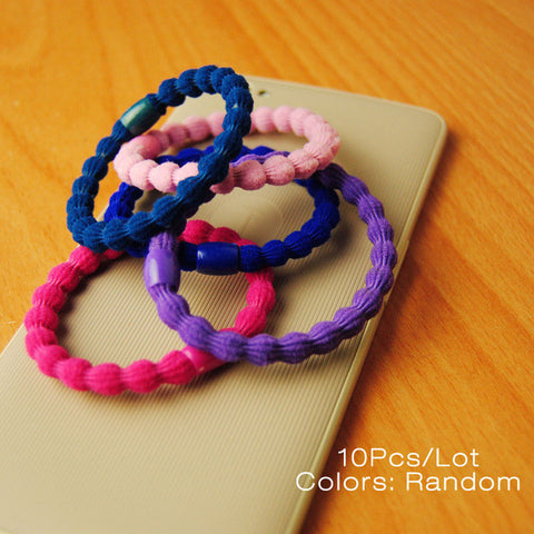 5 Piece Cool Colors Hair Band