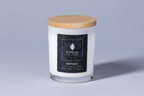 YOGINI HAPPINESS CANDLE