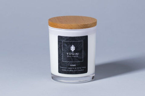 YOGINI LOVE CANDLE