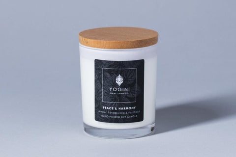 YOGINI PEACE AND HARMONY CANDLE