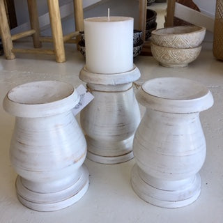 BOLA CANDLE STAND