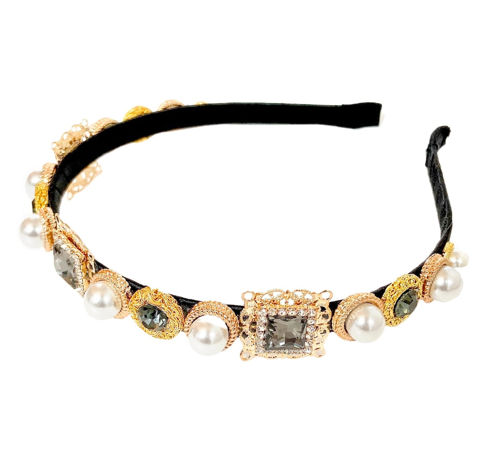 """The Ornate One"" Headband"