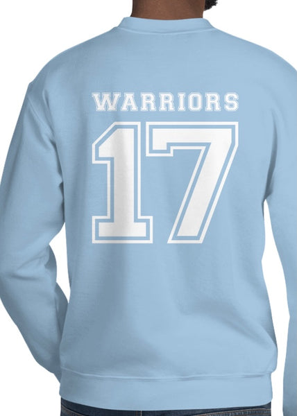 Warriors Varsity W Sweatshirt