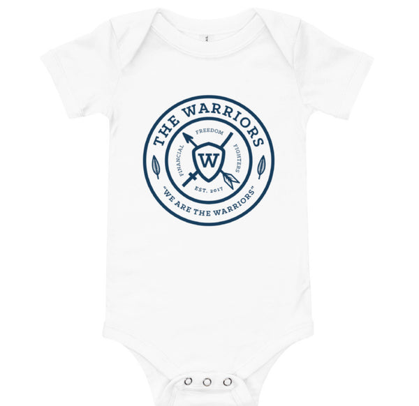 The Warrior's Onesie
