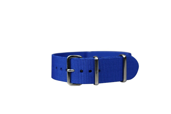 SOLID CAROLINA BLUE WATCH STRAP