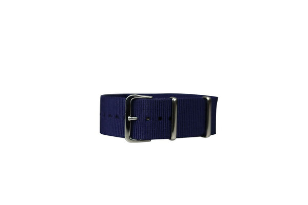 SOLID NAVY WATCH STRAP