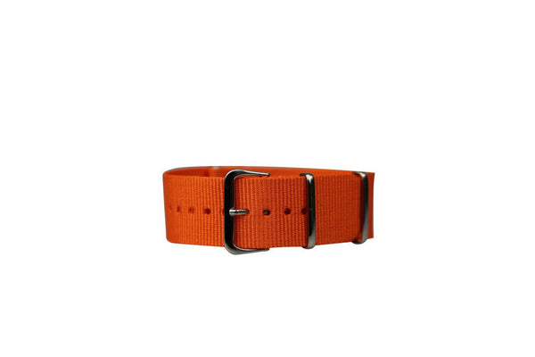 SOLID ORANGE WATCH STRAP