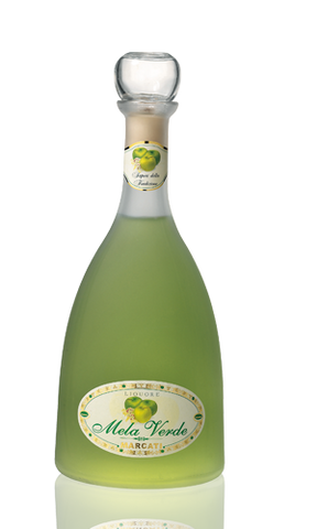 Mela Verde Green Apple Liqueur - Marcati