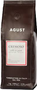 Coffee Cremoso Whole Bean - Agust