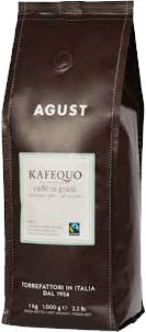 Coffee Kafequo Whole Bean - Agust