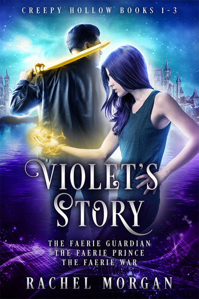 Violet's Story (Creepy Hollow 1, 2 & 3)