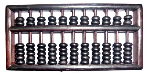 Wealth Prosperity Abacus