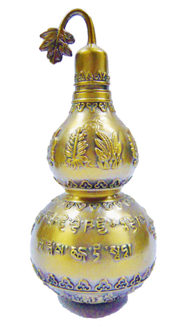Brass Elixir Of Health Herbal Gourd