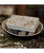 Back To Earth- Country Lavender 'n' Honey Bar Soap 4oz/130g
