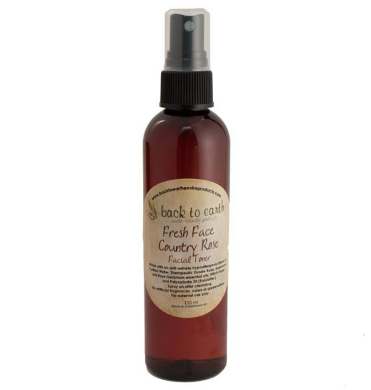 Back To Earth- Country Rose Toner 4oz/120ml