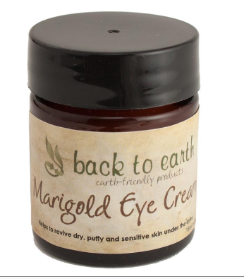 Back To Earth- Marigold Eye Cream with Baobab Oil 15ml