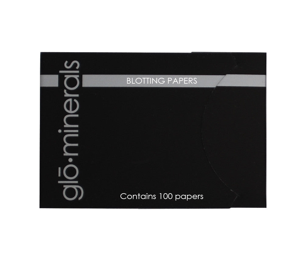 Glo Minerals- Blotting Papers