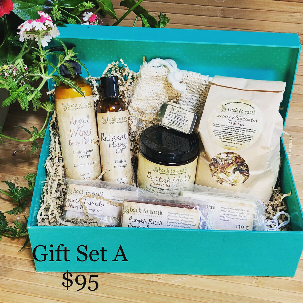 Mother's Day Box 1- Body Care