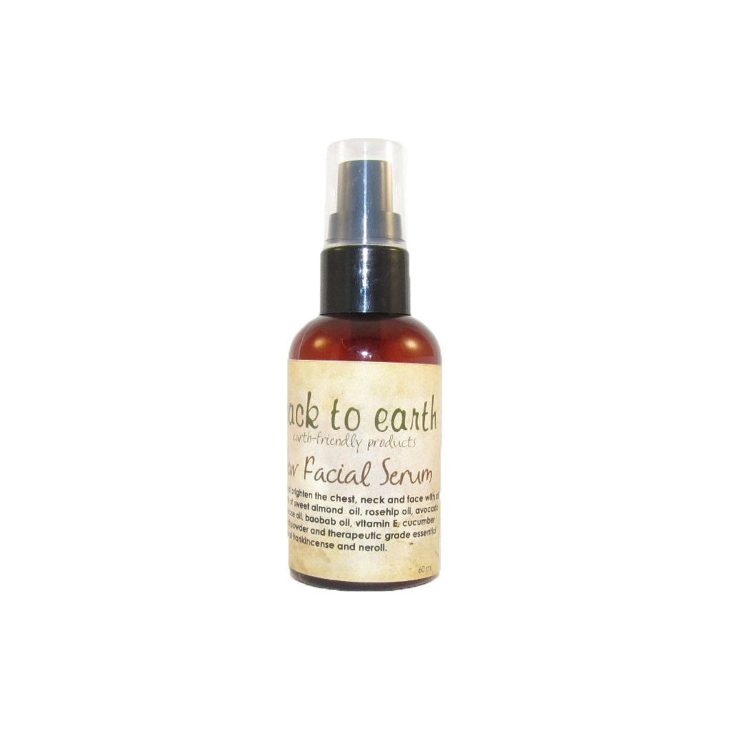Back To Earth- Re-New Facial Serum - 30ml/2oz