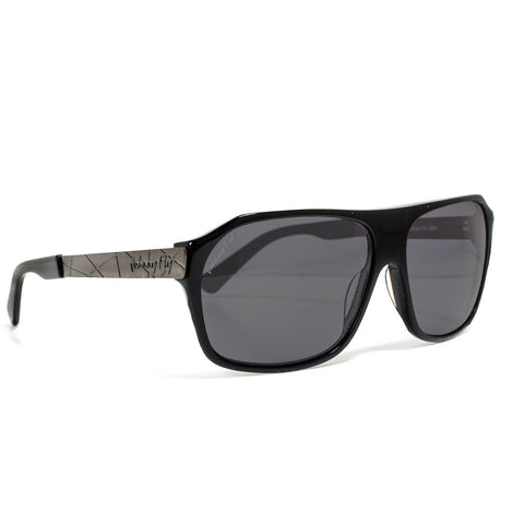 Success Sunglasses - Gunmetal / Gloss Black