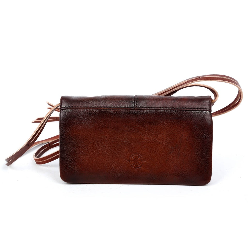 Cobbler Leather Clutch