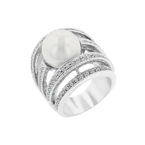 Pearl of Wisdom Ring