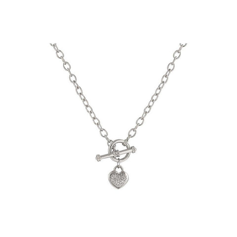 Chained Love Necklace