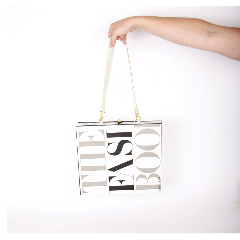 Fashion Book Purse
