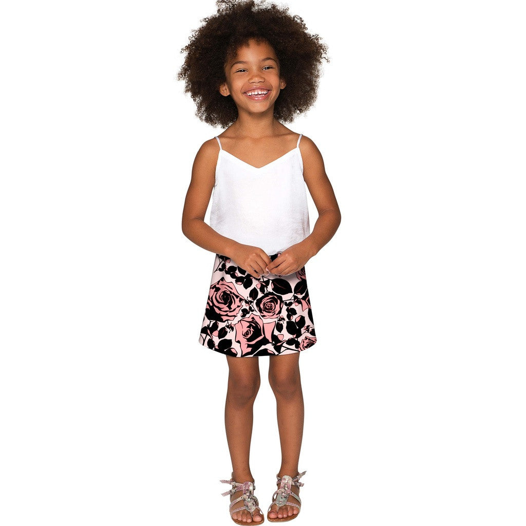 Flirty Girl Aria A-Line Skirt - Girls