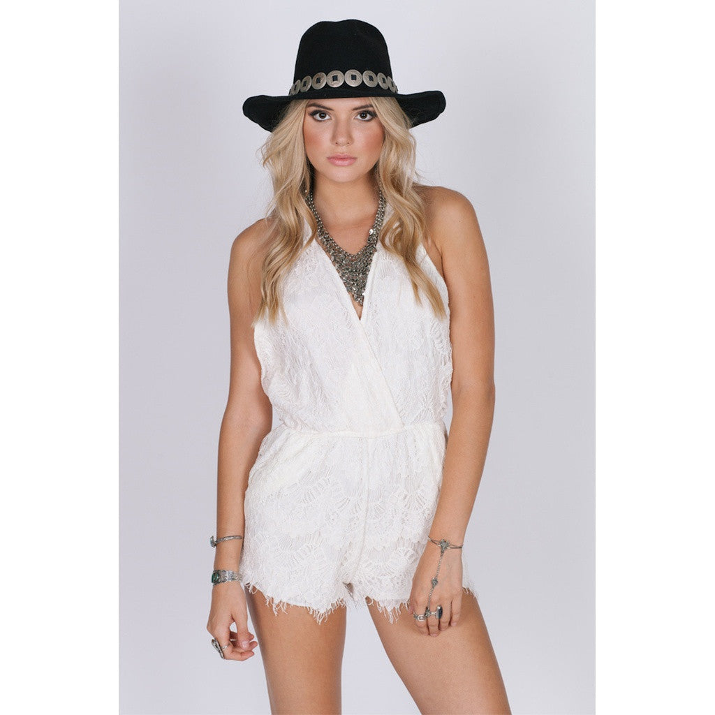 The Marilyn Romper