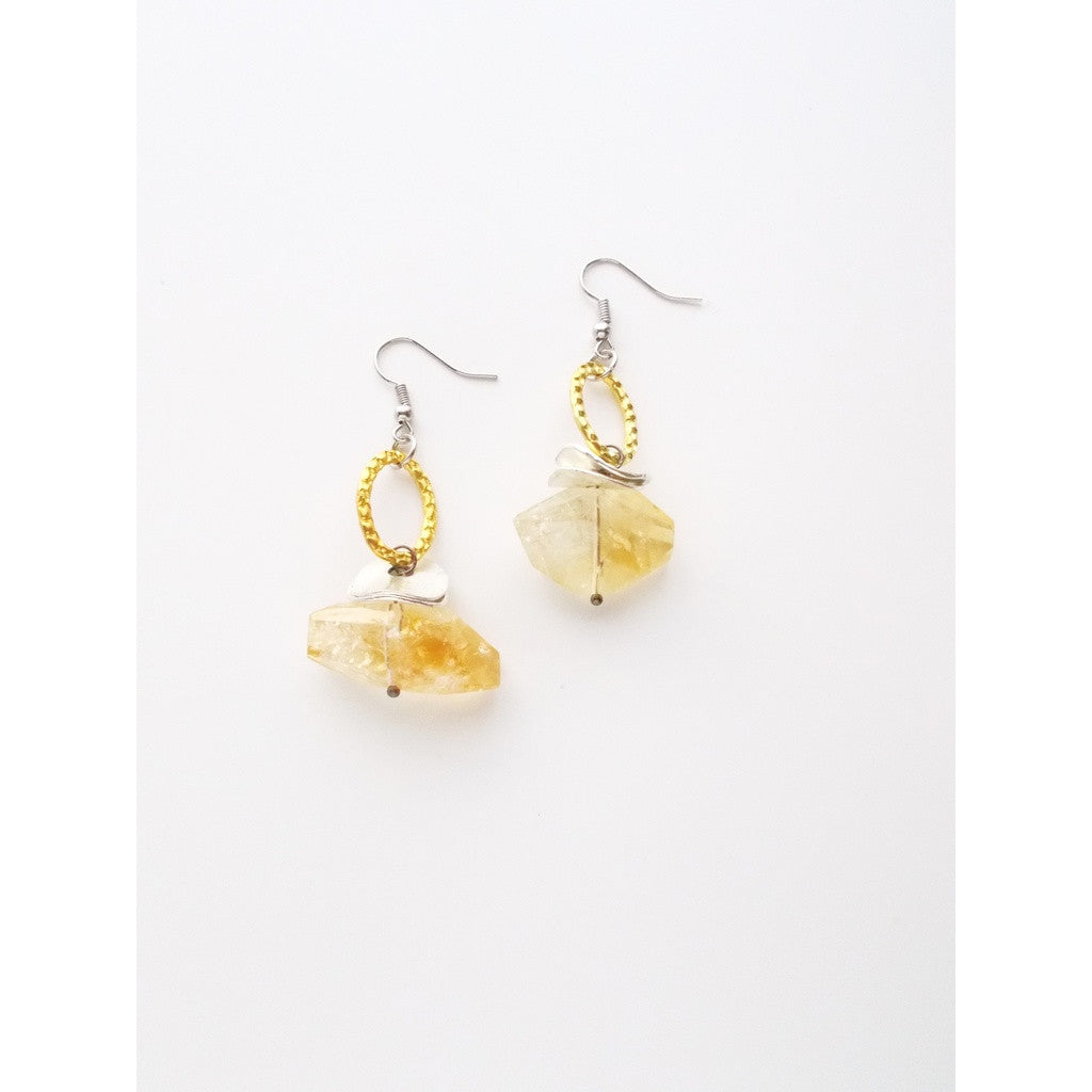 Citron Earrings