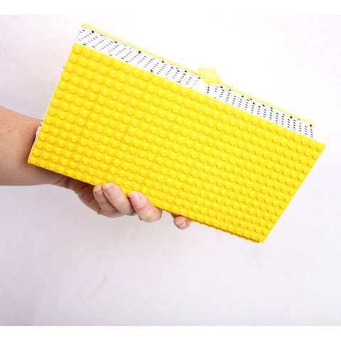 LEGO Clutch- Yellow