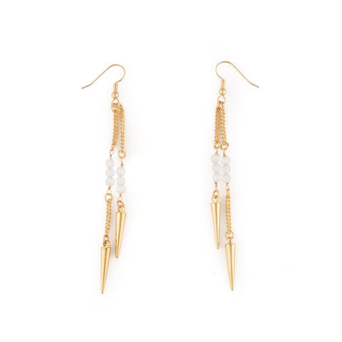 Venus Earrings - Gold