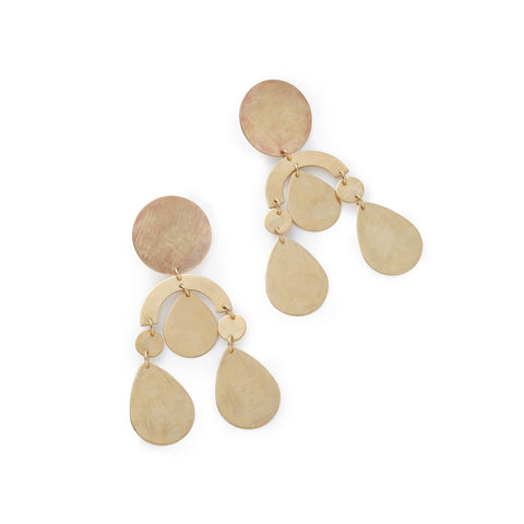 Cassia Chandelier Earrings