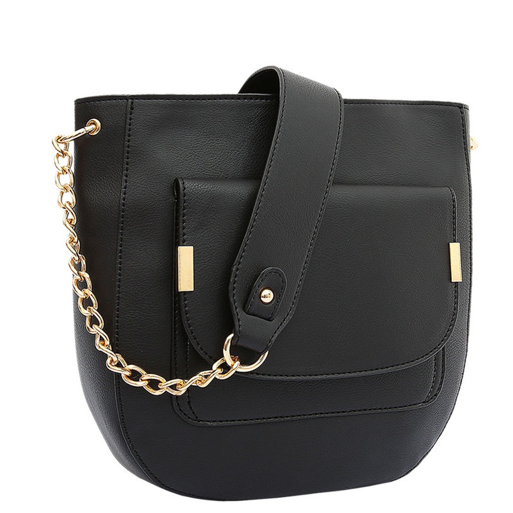 X6816 Jovie Black Crossbody