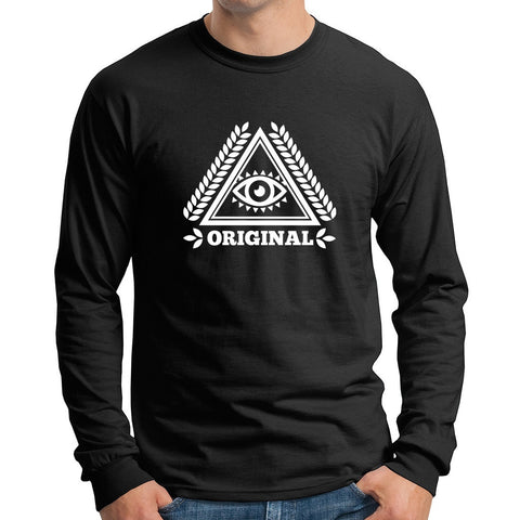 Original Men's Long Sleeve T-shirt