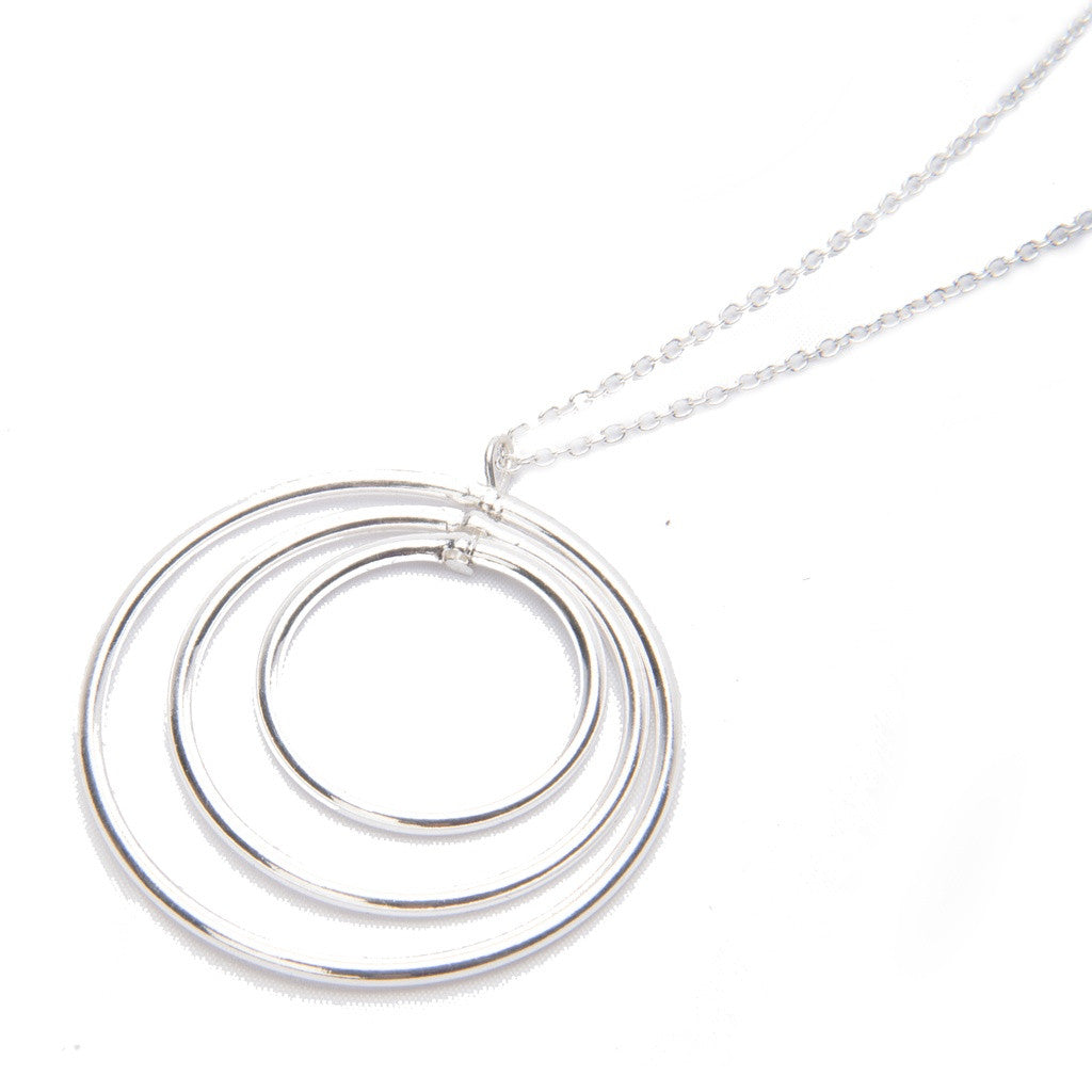 Vitru Sterling Silver Necklace