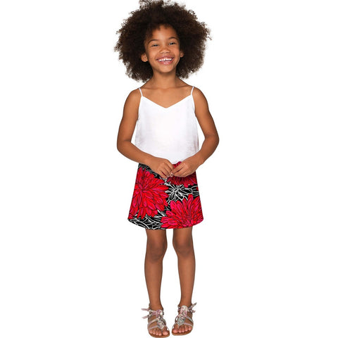 Hit The Mark Aria A-Line Skirt - Girls