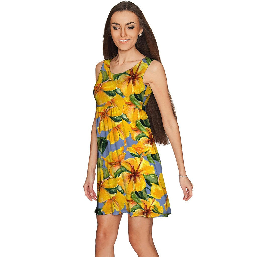After the Rain Sanibel Empire Beach Floral Dress - Women