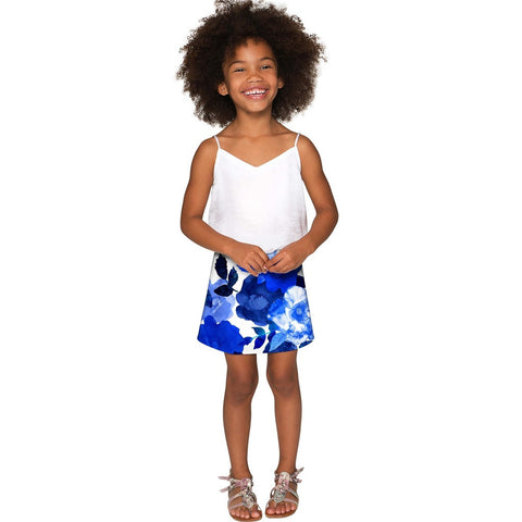 Blue Blood Aria A-Line Skirt - Girls
