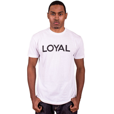 LOYAL - Men Crew Neck T-Shirt