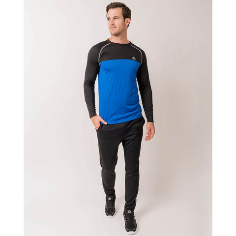 Tempo Color Block Running Shirt