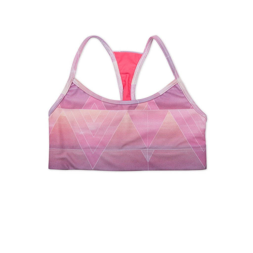 Hybrid Horizon Sports Bra Top