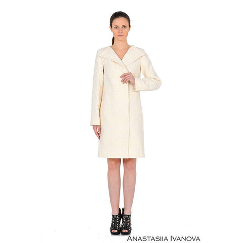 Straight Silhouette Coat